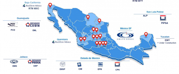 GRUPO GONDI Announces A New State-Of-The-Art Paper Mill In Mexico