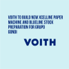 Voith to build new XcelLine paper machine and BlueLine stock preparation for Grupo Gondi